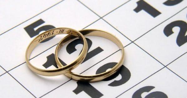 ימי מזל לחתונה - נומרלוגיה