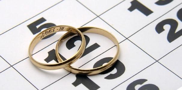 Photo of ימי מזל לחתונה – נומרלוגיה