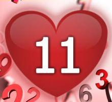 נומרולוגיה - מספר 11 באהבה