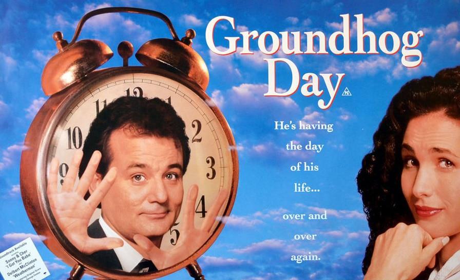 Photo of לקום אתמול בבוקר – Groundhog day
