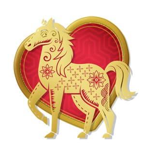 אסטרולוגיה סינית - מזל סוס בזוגיות